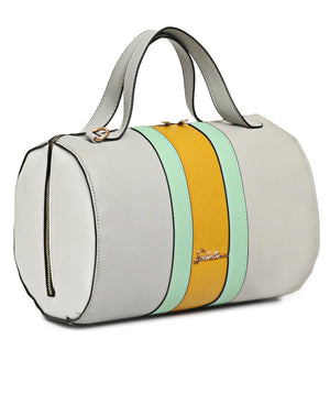 Barrel Bag - Grey