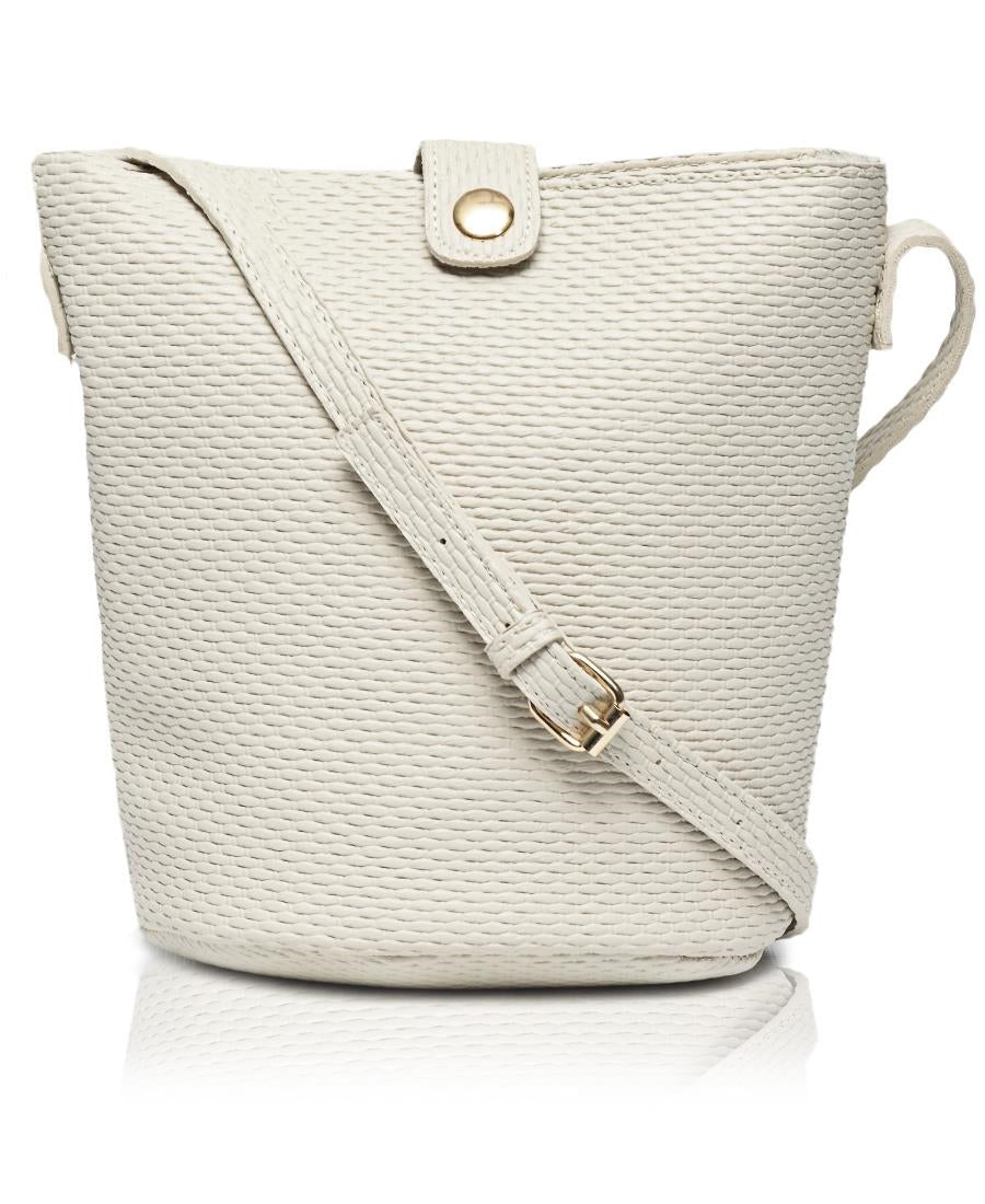 Bucket Bag - Cream