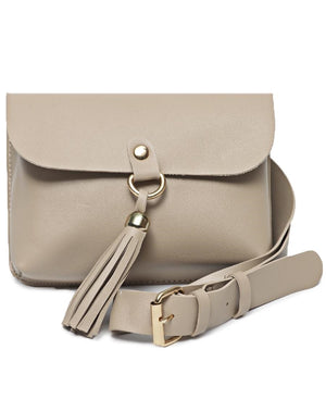 Moon Bag - Taupe