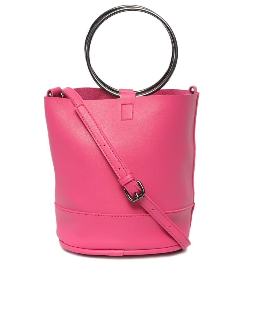 Bucket Bag - Fuschia
