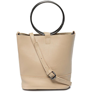 Bucket Bag - Beige