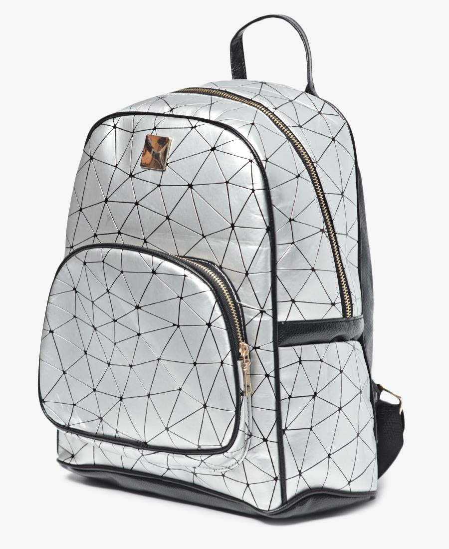 Backpack - Silver