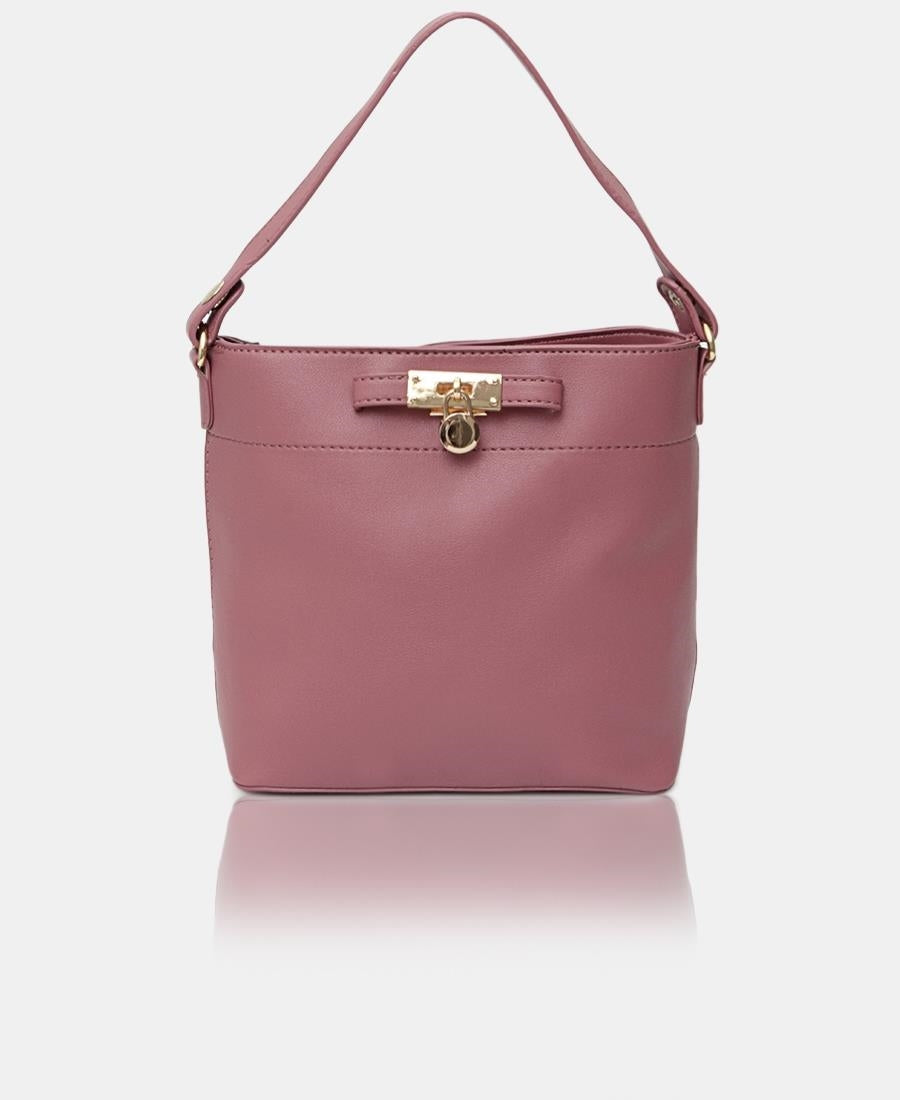 Bucket Bag - Purple