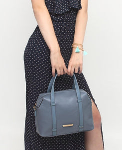 Barrel Bag - Blue