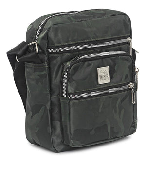Lonsdale Messenger Bag - Green