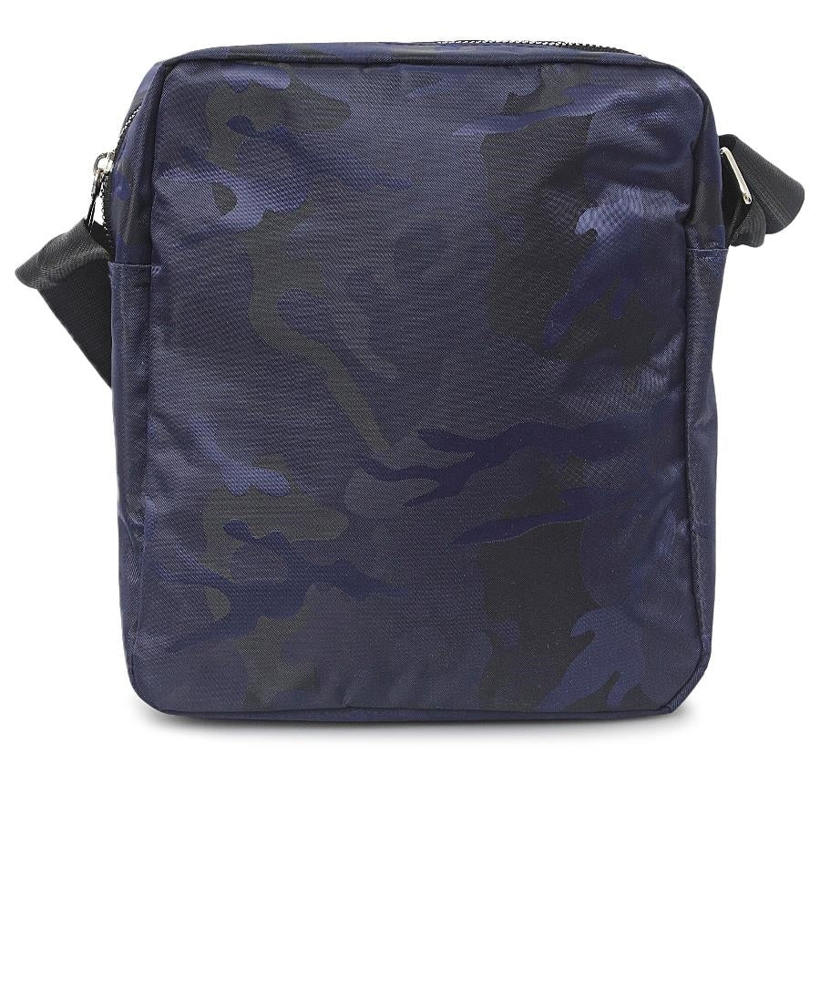 Lonsdale Messenger Bag - Navy