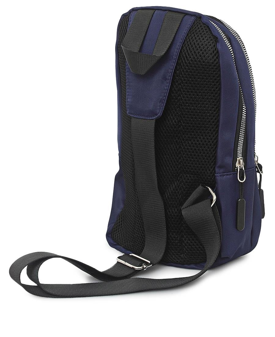 Lonsdale Shoulder Bag - Navy