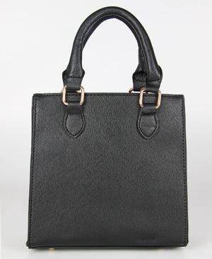 Mini Tote Bag - Black