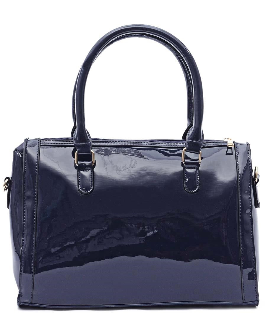 Barrel Bag - Navy