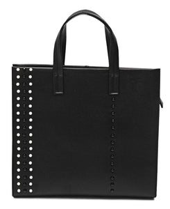 Genuine Leather Bag - Black