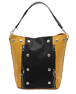 Shopper Bag - Yellow