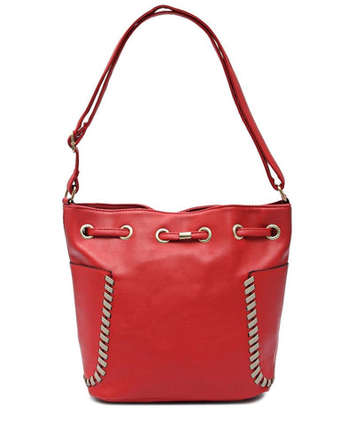 Bucket Bag - Red