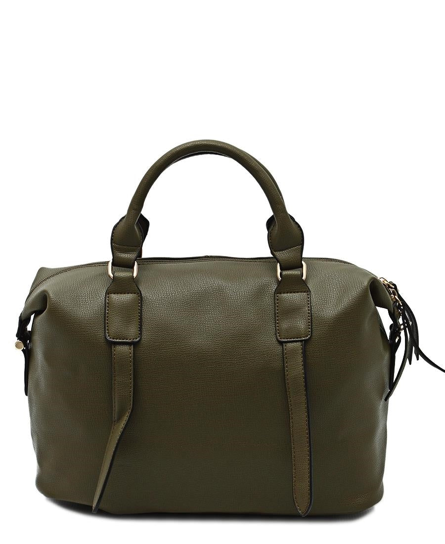 Barrel Bag - Olive