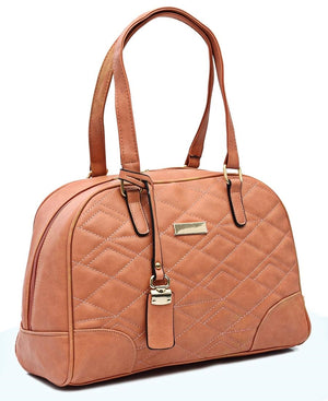 Barrel Bag - Coral