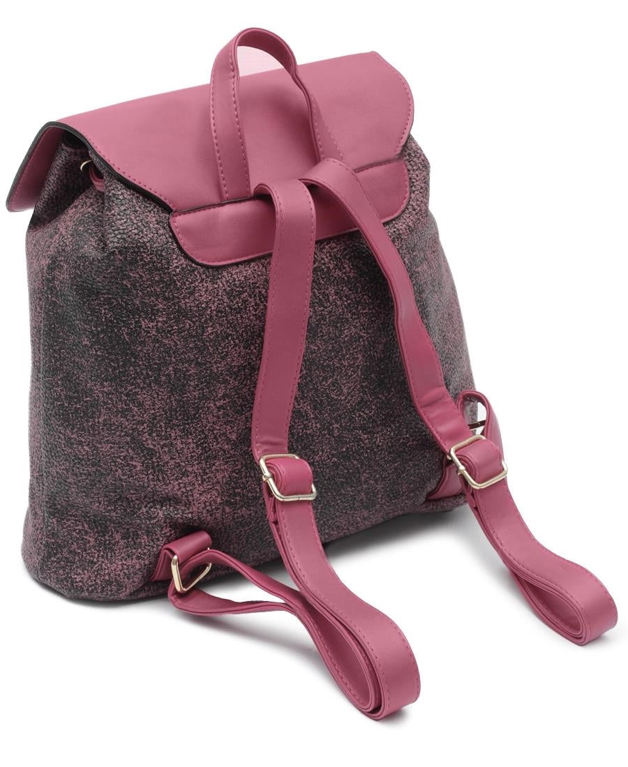 Slouch Backpack - Pink