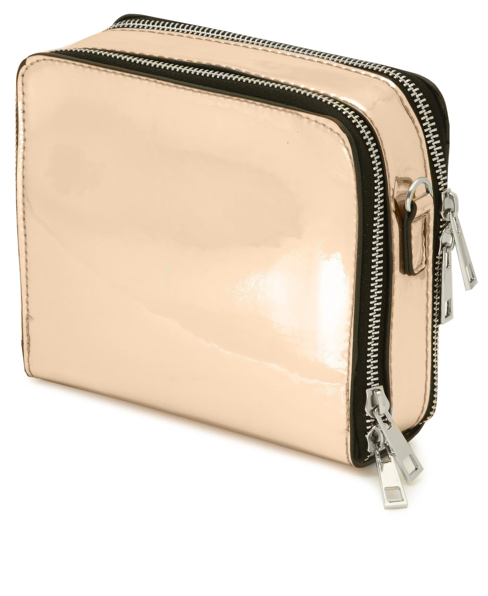Crossbody Bag - Rose Gold