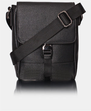Mens Sling Bag - Black