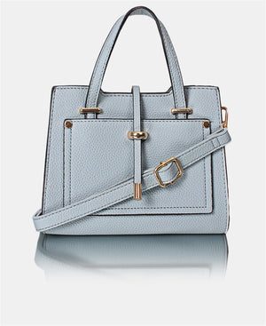 Mini Tote Bag - Light Blue
