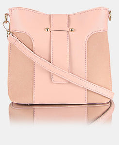 Mini Hobo Bag - Pink