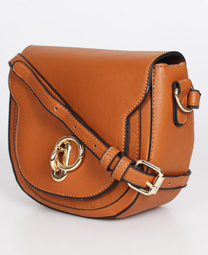 Crossbody Bag - Brown