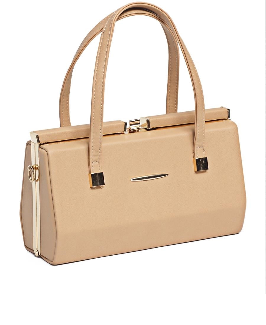 Evening Bag - Beige