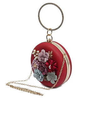 Evening Bag - Red