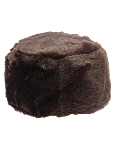 Fur Hat  - Brown