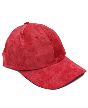 Peak Cap  - Red