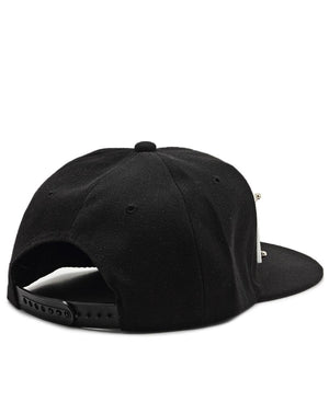 Paris Cap  - Black