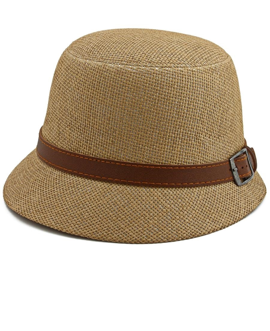 Straw Hat - Tan