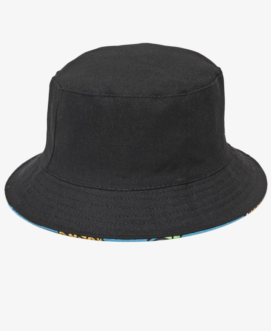 Reversible Bucket Hat - Blue