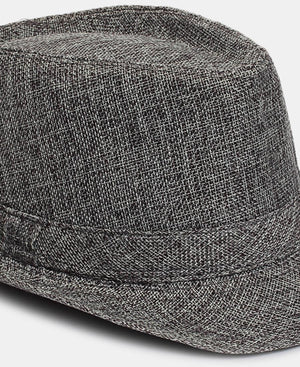 Fedora Hat - Grey