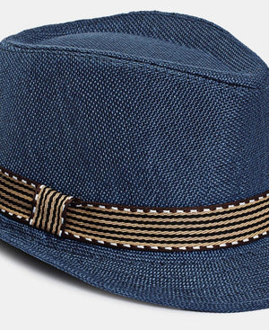 Fedora Hat - Blue