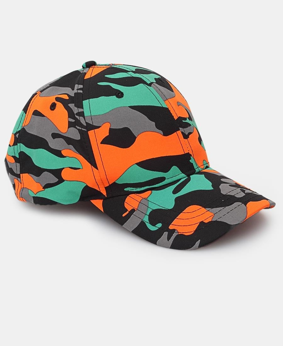 Lumo Peak Cap - Orange