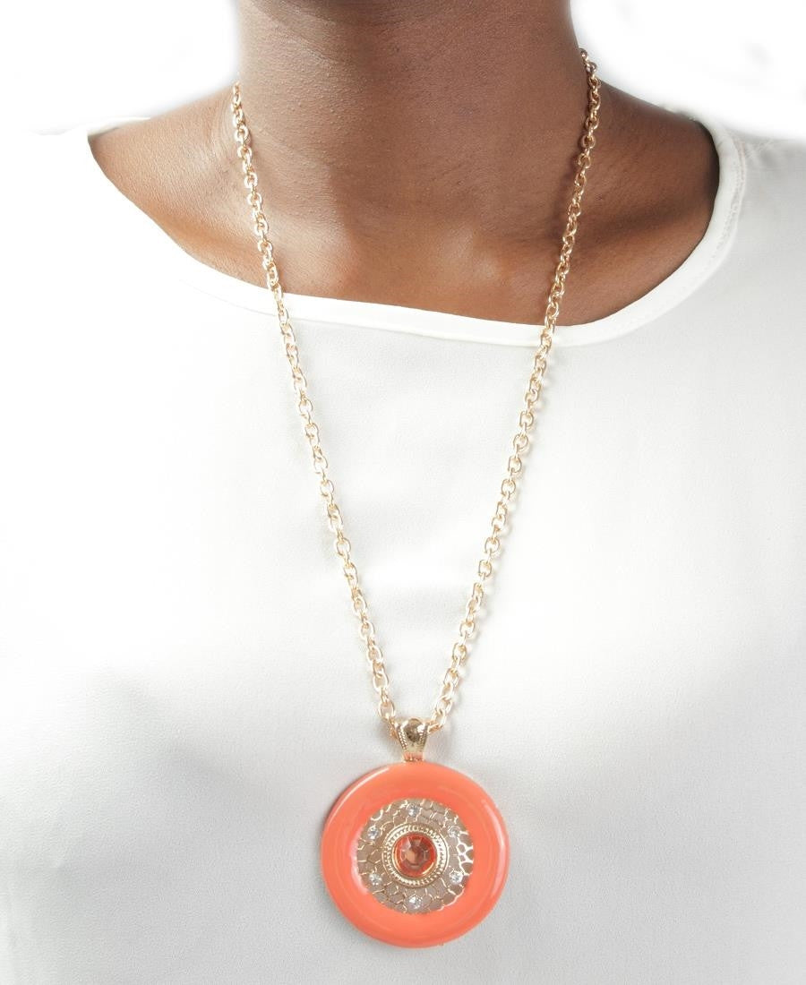 Statement Chain - Orange