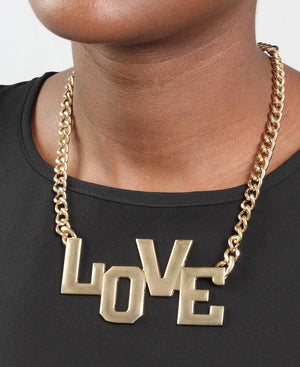 Love Chain - Gold