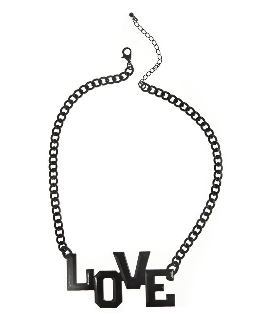 Love Chain - Black