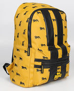 Lonsdale Backpack - Mustard