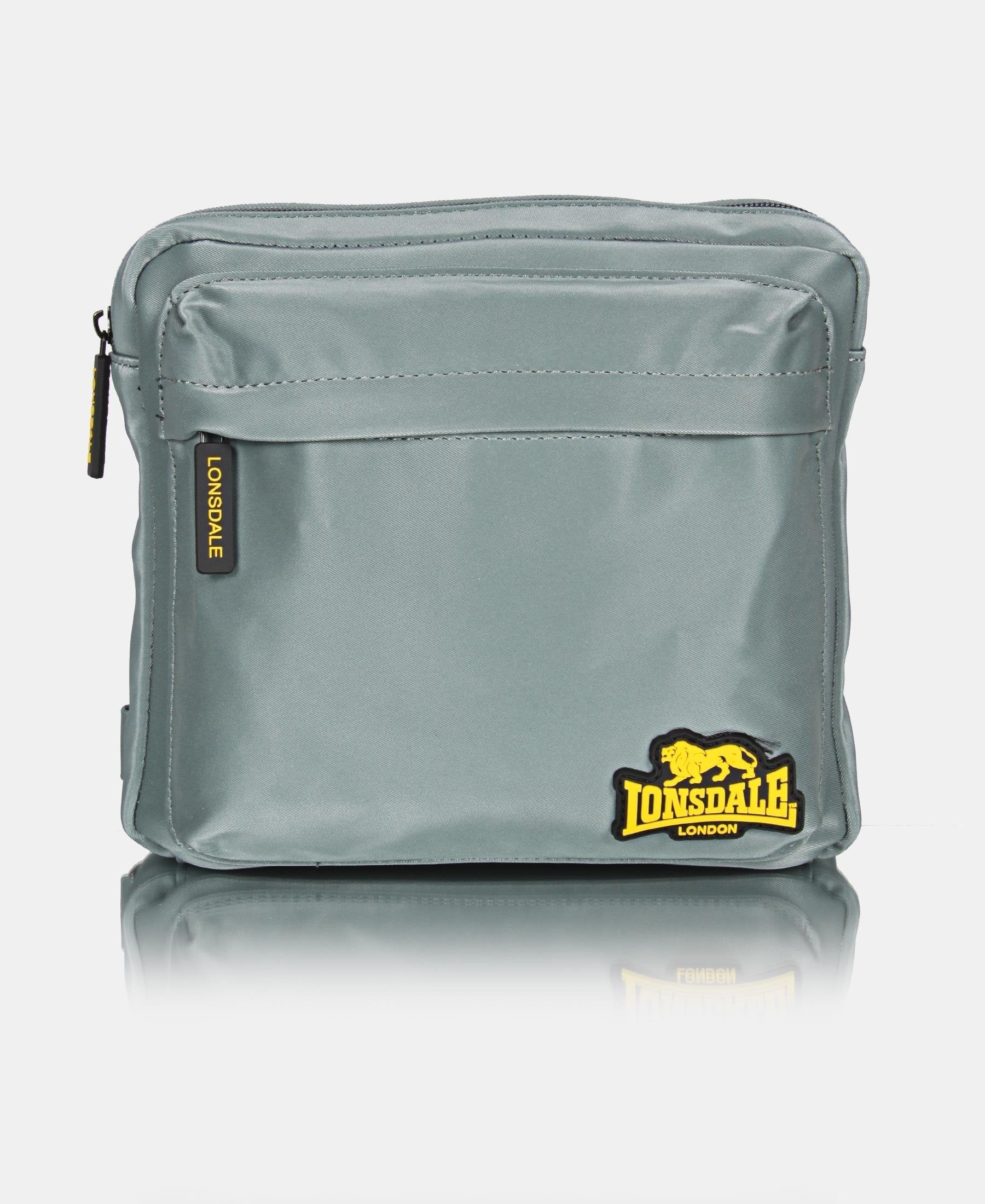 Lonsdale Chest Bag - Grey