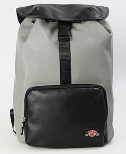 Pro Stars Backpack - Grey-Black