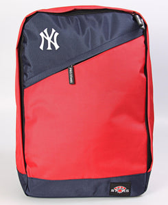 Pro Stars Backpack - Navy-Red