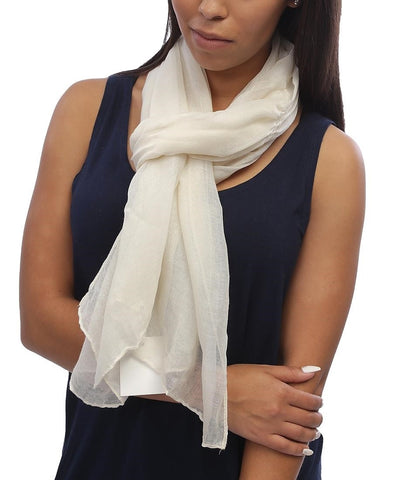 Casual Scarf - Beige