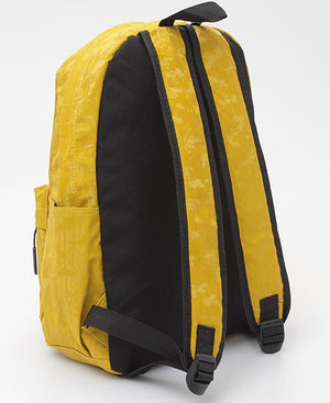 Camo Backpack - Mustard