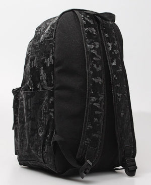 Camo Backpack - Black