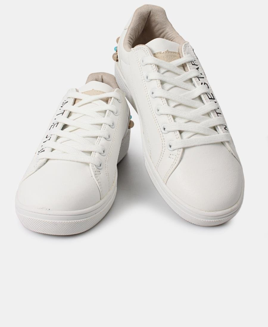 Ladies' Sneaker - White