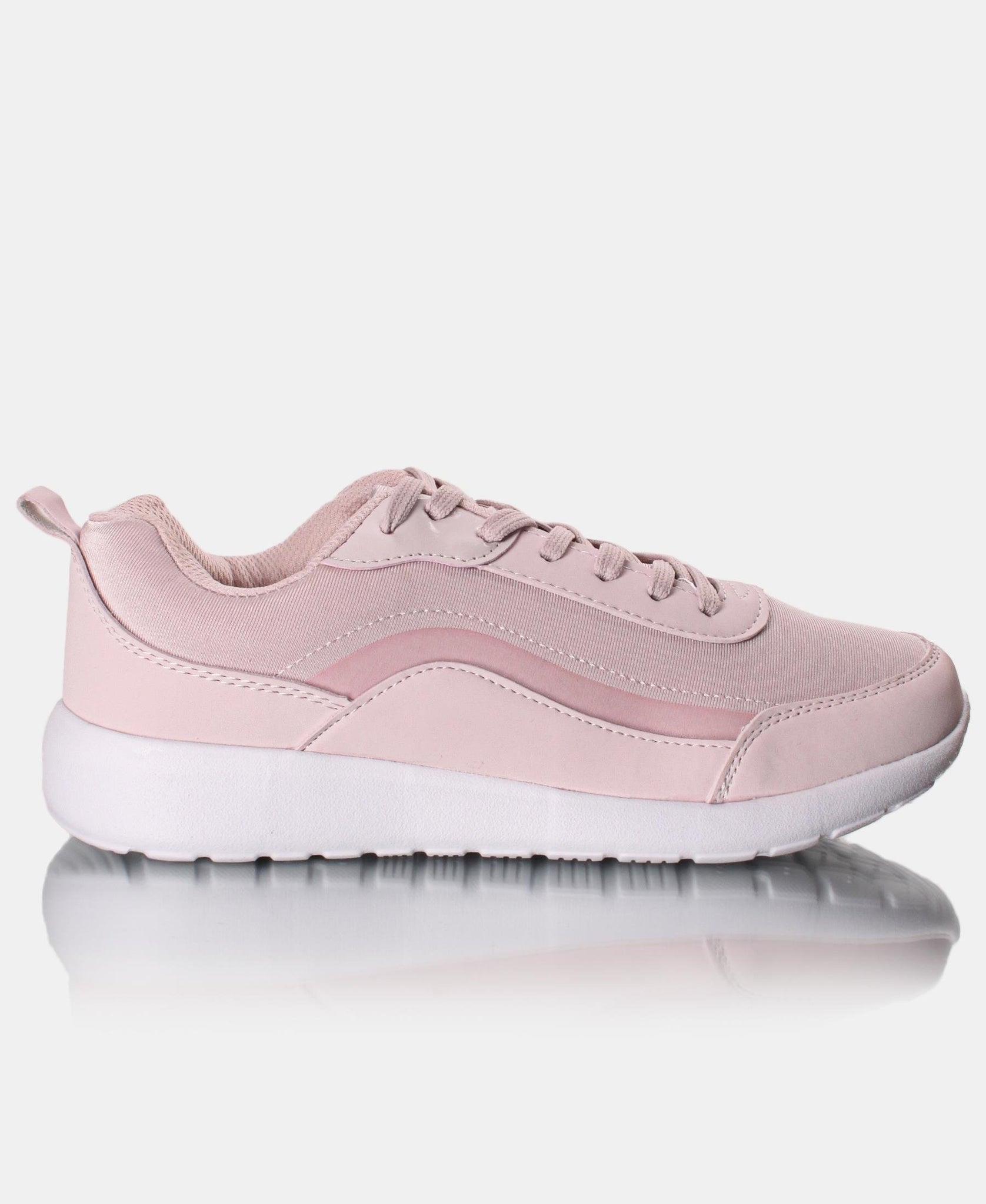 Lightweight Sneakers - Pink