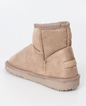 Girls Boots - Beige
