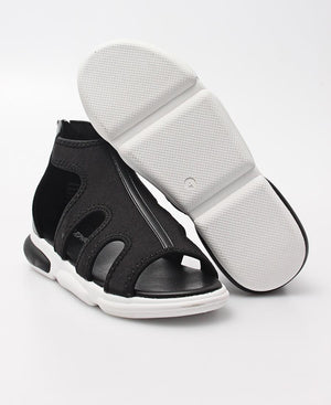 Ladies' Casual Sandals - Black
