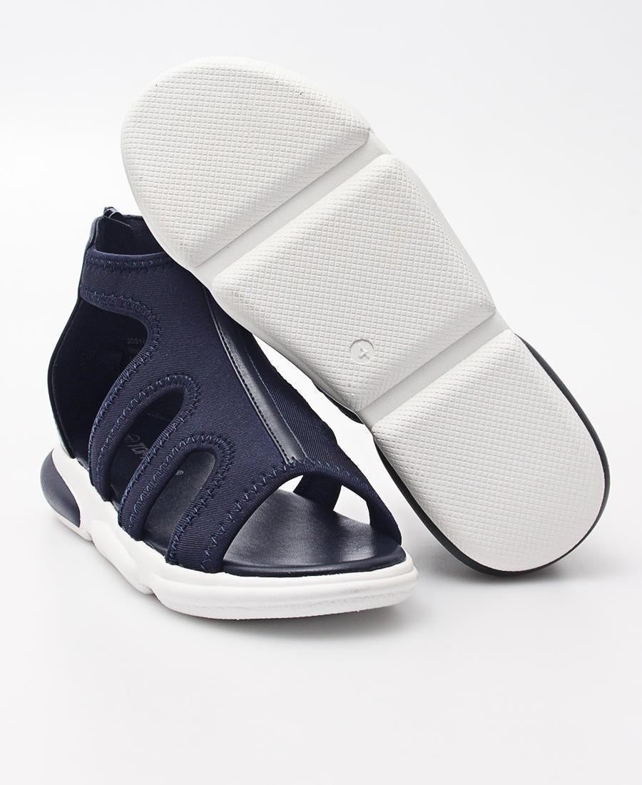Ladies' Casual Sandals - Navy