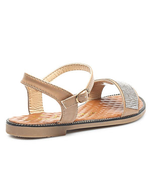 Casual Sandals - Taupe